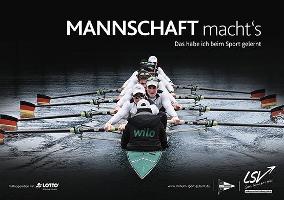 MANNSCHAFT macht's