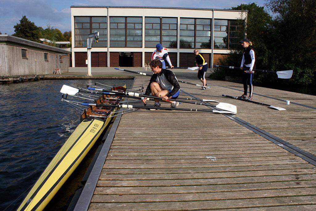 Die Ruderakademie Ratzeburg