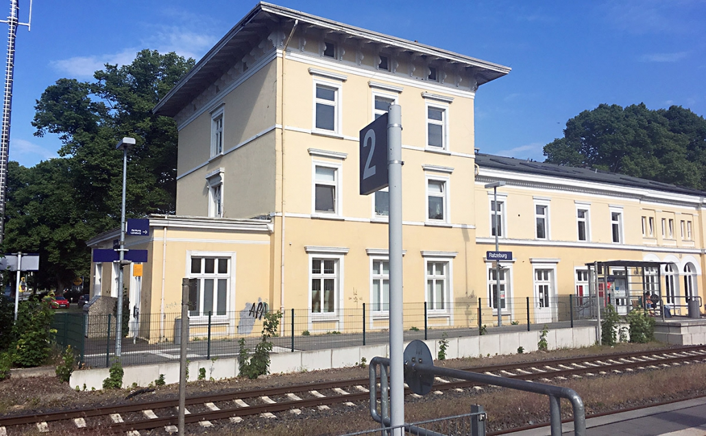 Bahnhof Ratzeburg