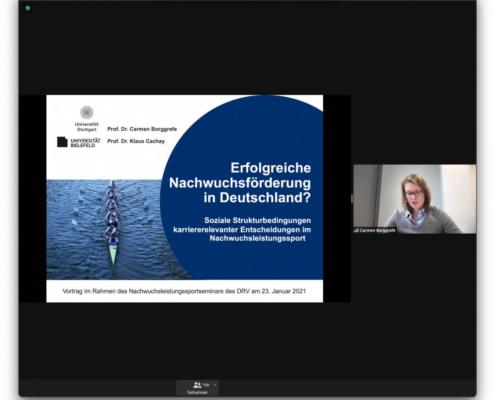 Prof. Dr. Carmen Borggrefe stellt spannende soziologische Ansätze vor.